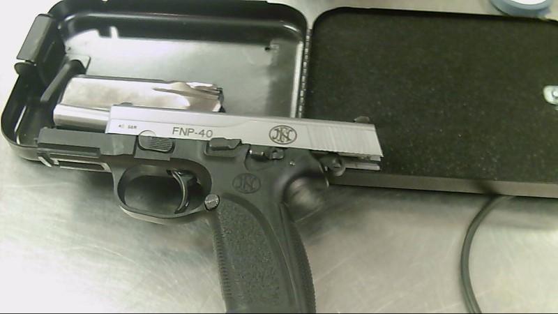 FN PISTOL .40CAL S&W FNP-40