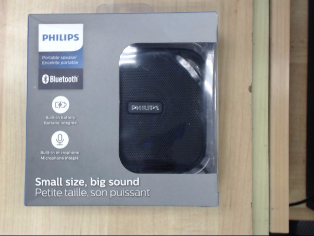 PHILIPS Speakers BT2500B/37