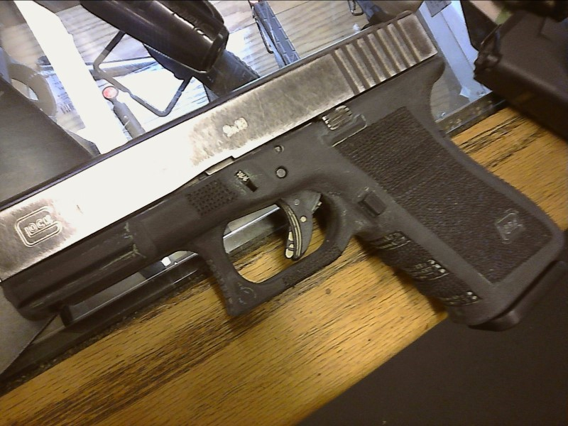 GLOCK Pistol 19 GEN 3 9MM USED