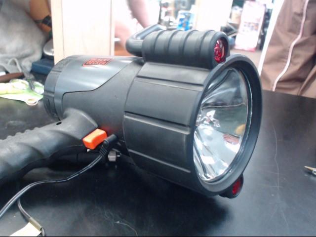 BLACK&DECKER Flashlight VEC157BDC