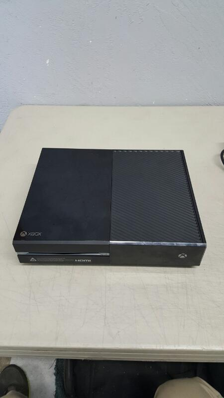 Microsoft Xbox One 500 GB Black Gaming Console Model 1540