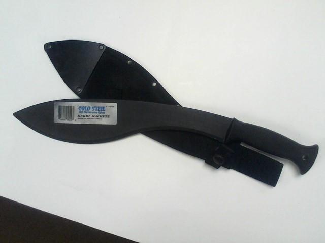 COLD STEEL Hunting Knife KUKRI MACHETE