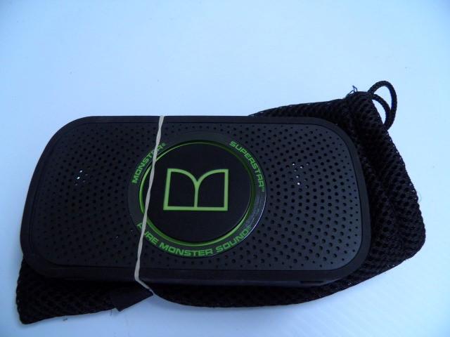 MONSTER Bluetooth Speakers SUPERSTAR