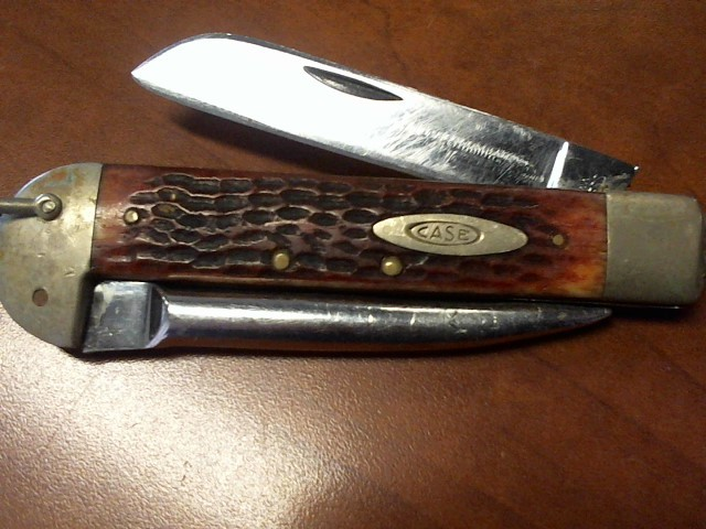 CASE KNIFE Pocket Knife 6246R