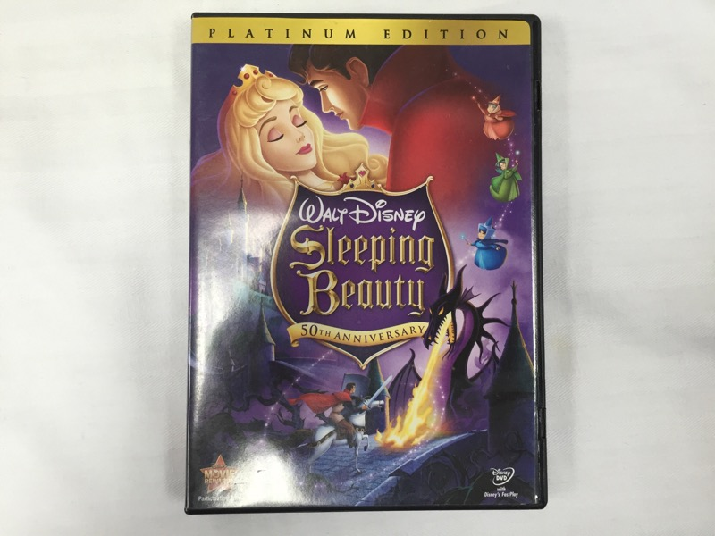 SLEEPING BEAUTY - PLATINUM EDITION - 2008