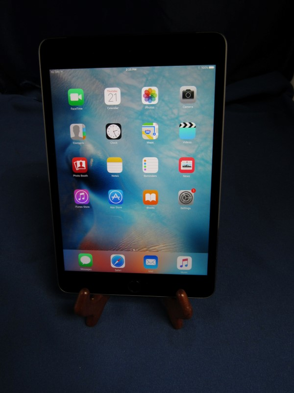 APPLE Tablet IPAD MINI 4 MK862LL