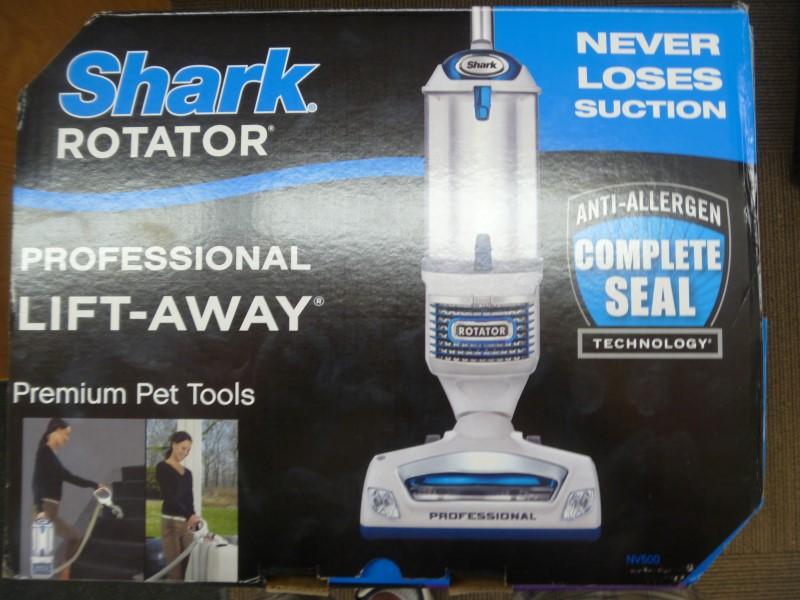 Shark Nv500 Rotator Professional Lift Away Vacuum Brand