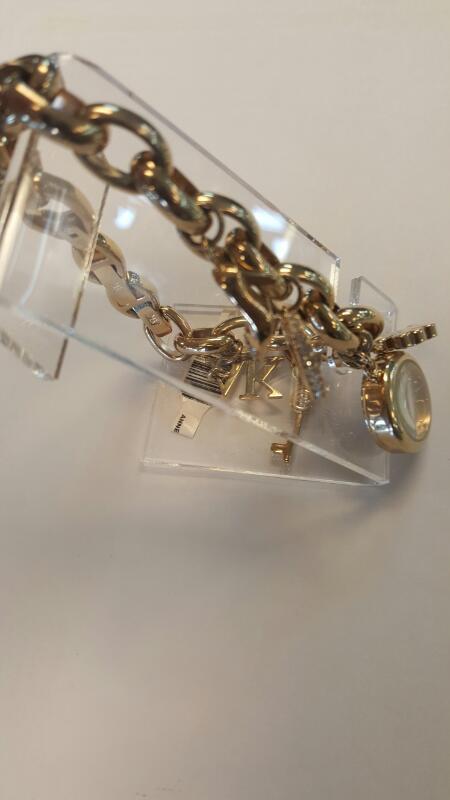 ANNE KLEIN Lady's Wristwatch CHARM WATCH