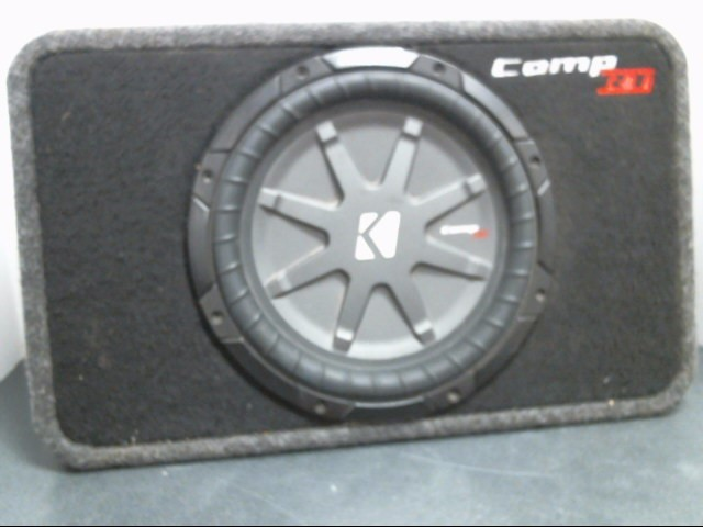 KICKER Car Speakers/Speaker System 40TCWRT102