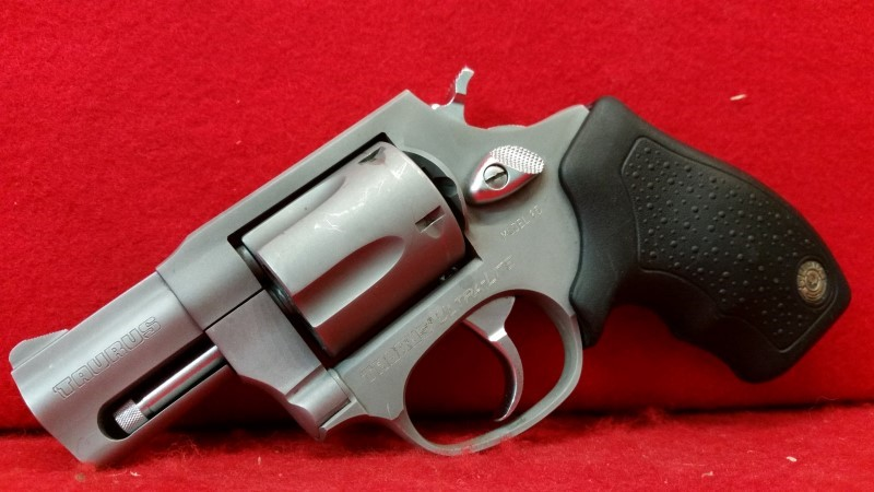 Taurus Model 85 Ultra Lite Stainless 38 Special Revolver