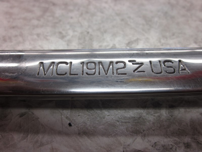 MATCO MCL19M2 19MM WRENCH
