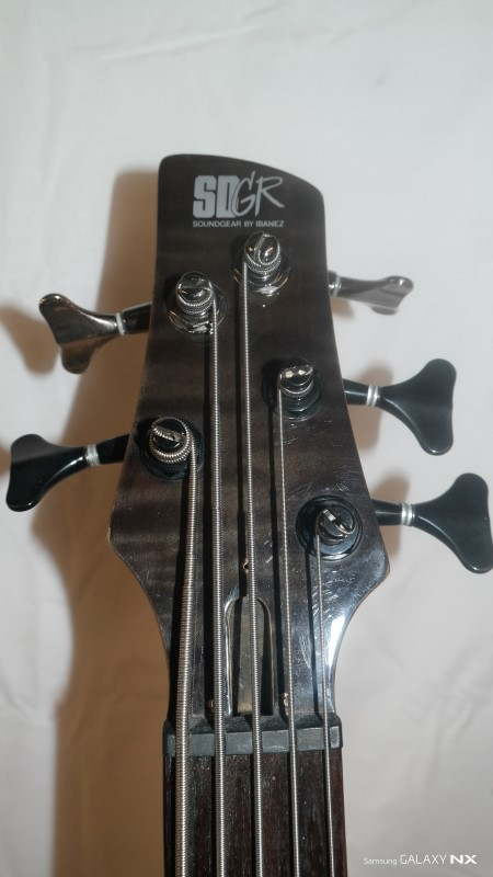 IBANEZ Bass Guitar SDGR 5 STRING