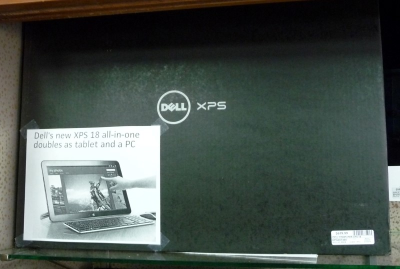 DELL PC Desktop XPS 18