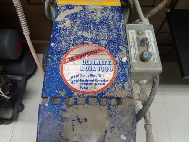 SHERWIN WILLIAMS Airless Sprayer ULTIMATE NOVA 1000