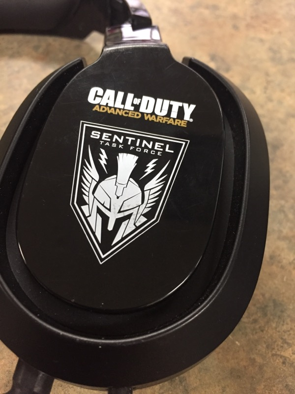 TURTLE BEACH Video Game Accessory CALL OF DUTY ADVANCE WARFARE HEADSET