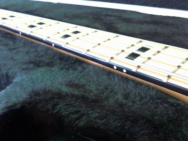 FENDER Bass Guitar JAZZ BASS GEDDY LEE (LIMITED EDITION)