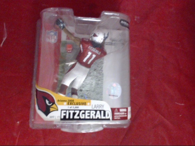 LARRY FITZGERALD Miscellaneous Toy TOY