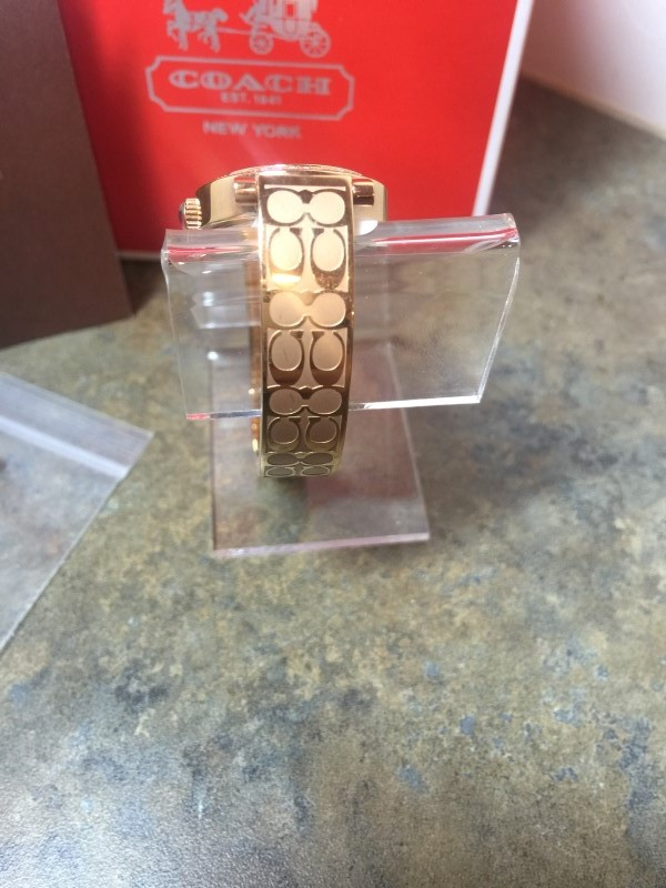 COACH Lady's Wristwatch CA 727.34.09939
