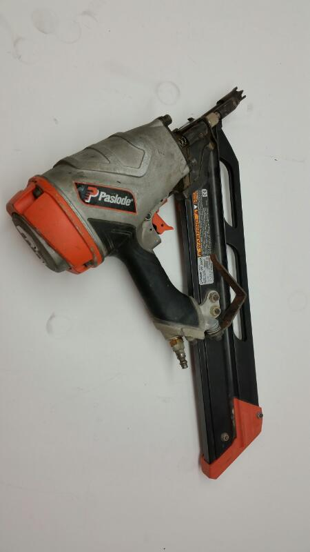 Paslode Nailer/Stapler PF-350S