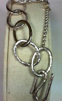 Silver Fashion Bracelet 999 Silver 38.8g