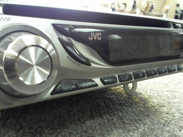 JVC Car Audio KD-G220