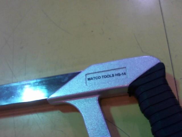 MATCO TOOLS Hand Tool HS-14