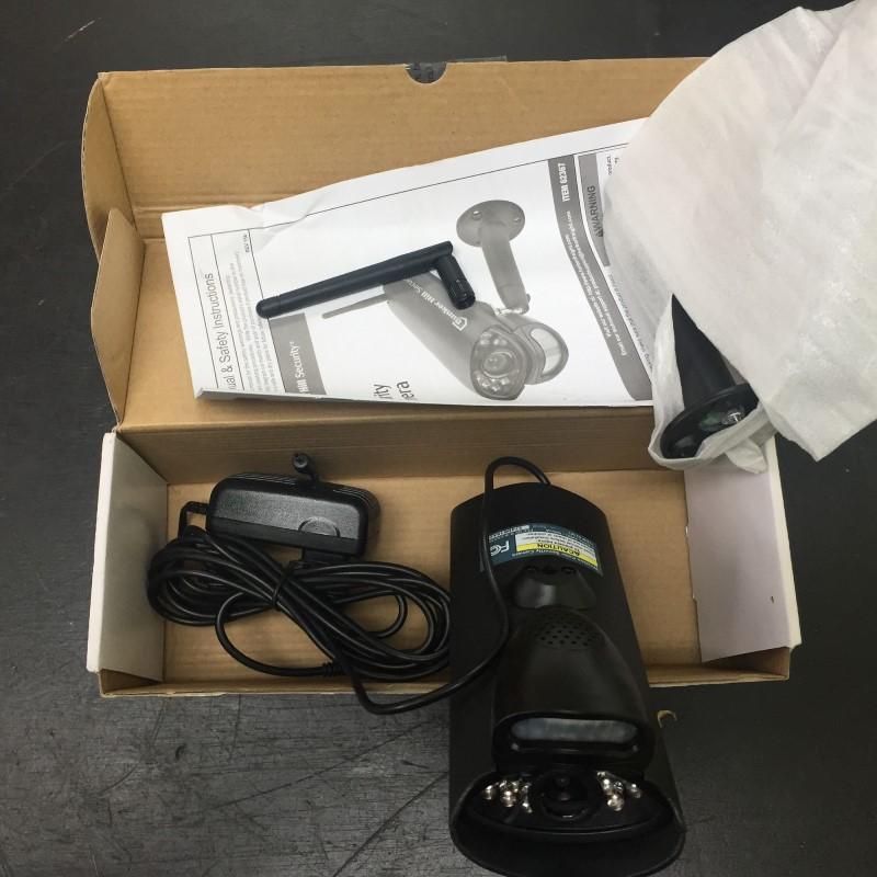 Bunker Hill Security Weatherproof Wireless Camera 62367