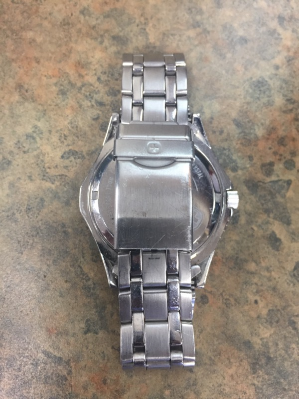 WENGER Gent's Wristwatch SWISS MILITARY WATCH