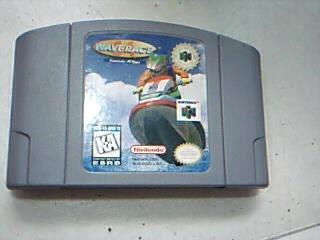 NINTENDO Nintendo 64 Game WAVE RACE 64