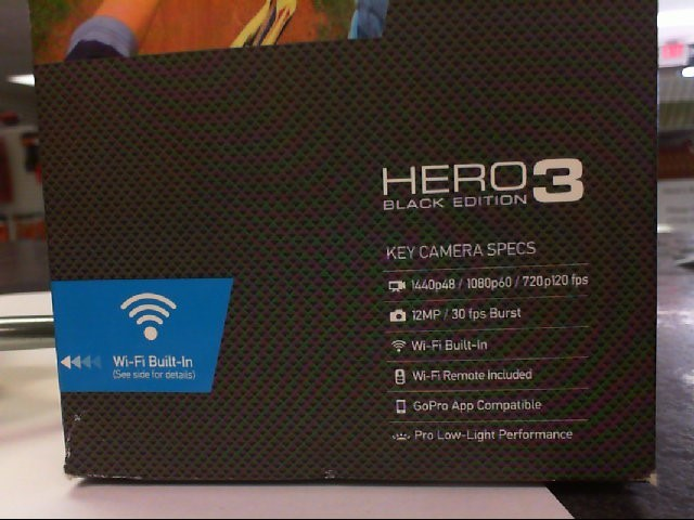 GOPRO Digital Camera HERO 3