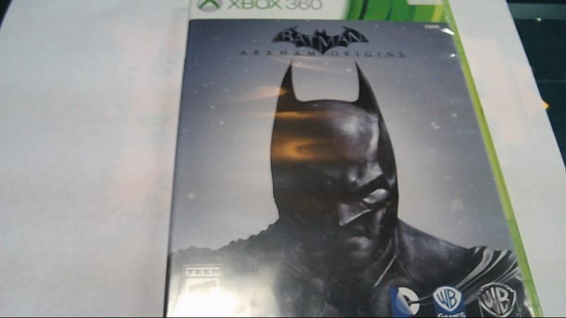 MICROSOFT Microsoft XBOX 360 Game ARKHAM ORIGINS