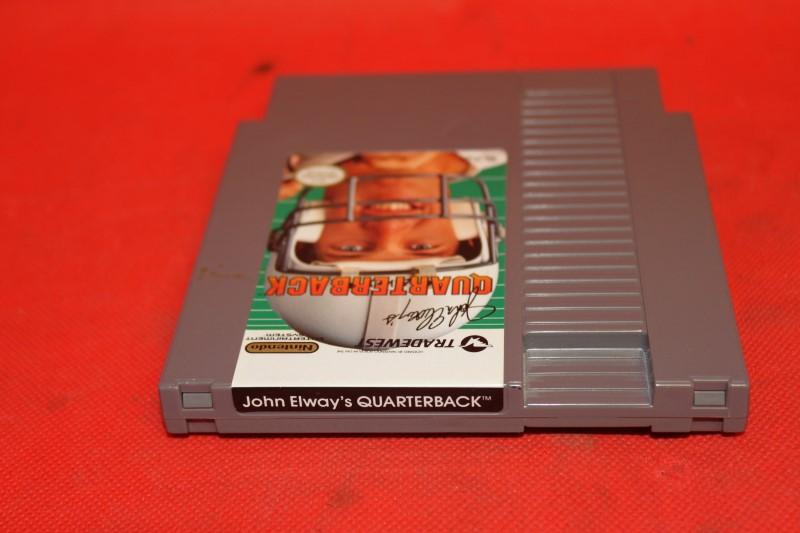 John Elway's Quarterback (Nintendo, 1995) NES
