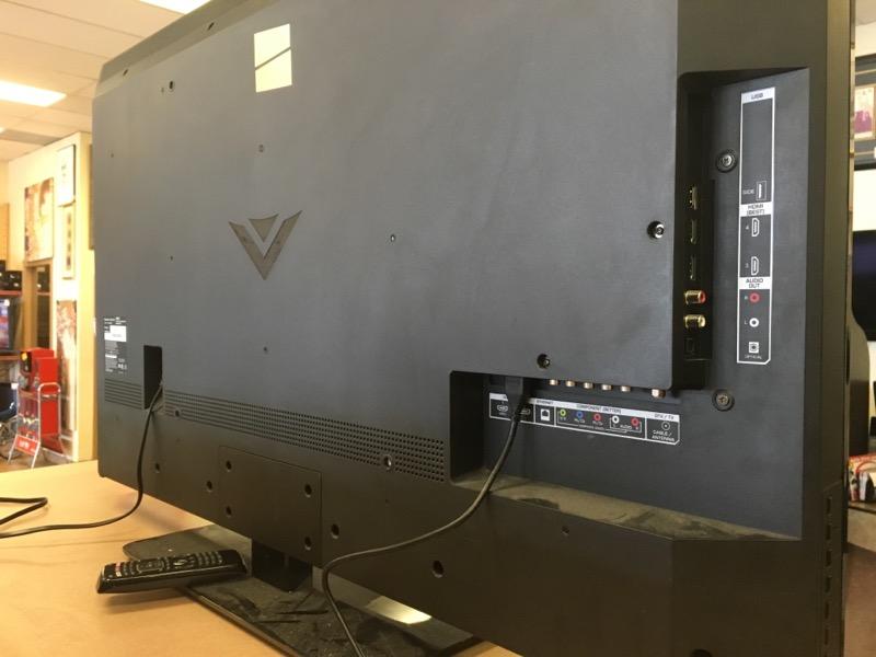 VIZIO Flat Panel Television E470I-A0