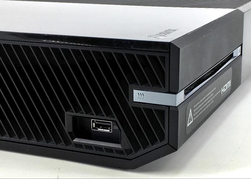Microsoft Xbox One 500GB, Black - Model# 1540