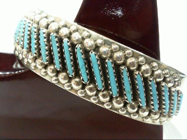Silver Bracelet 925 Silver 32.7g
