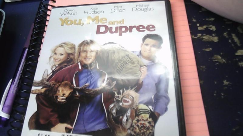 you me & dupree movie