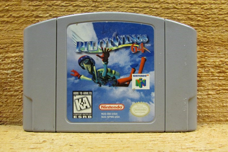 NINTENDO Nintendo 64 Game 64 PILOTWINGS