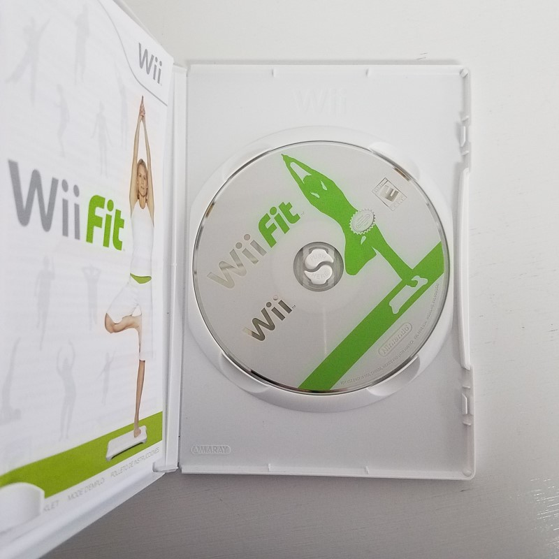 NINTENDO Nintendo Wii Game WII FIT - GAME ONLY