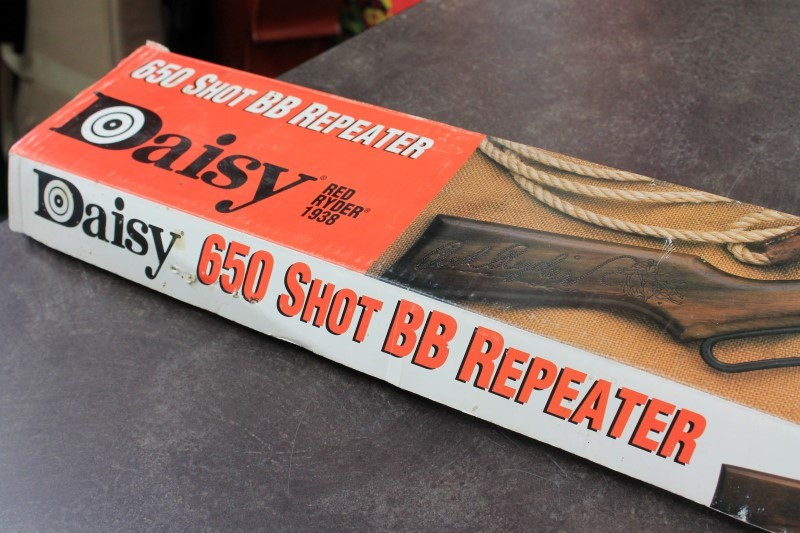 DAISY RED RYDER 1938B BB REPEATER