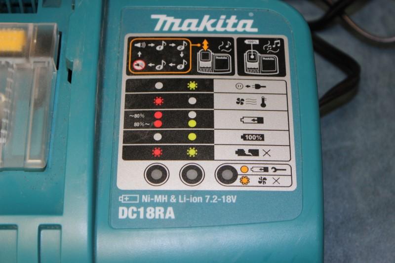 "Makita 18V Li-Ion Cordless 1/2"" High Torque Impact Wrech - BTW450"