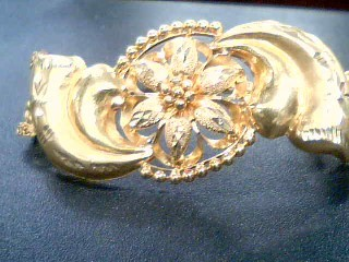 Gold Bracelet 21K Yellow Gold 10.58g
