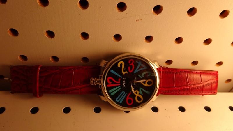 ASHLEY Lady's Wristwatch QUARTZ 5681