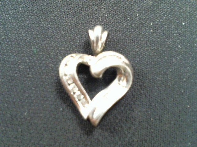 Silver Pendant 925 Silver 3g