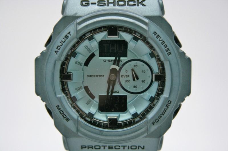 CASIO G-SHOCK GA110 WATCH