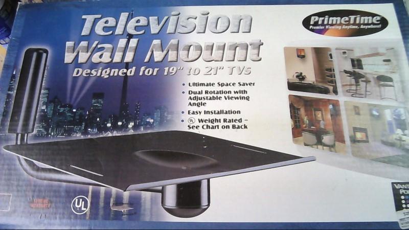 primetime TELEVISION WALL MOUNT