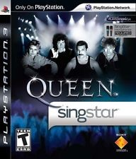 SONY PS3 QUEEN SINGSTAR
