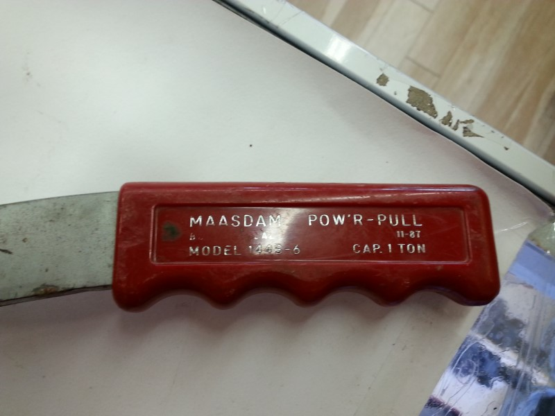 Maasdam Pow'r Pull