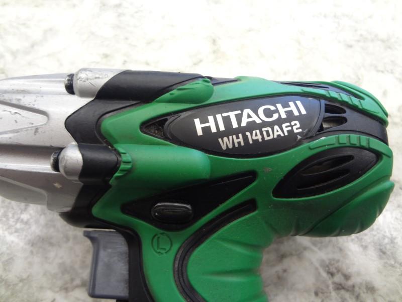 HITACHI IMPACT DRIVER W/ BATTERY