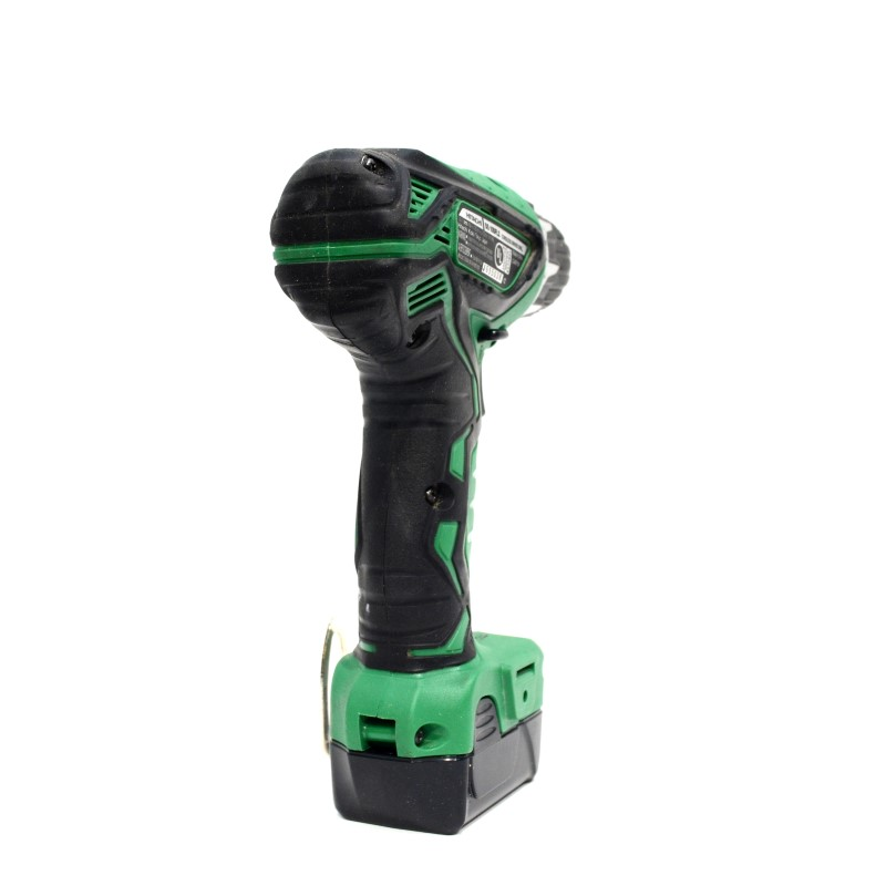 Hitachi KC10DFL2 12V LiOn Drill & Driver Combo Tool Kit w/Charger>