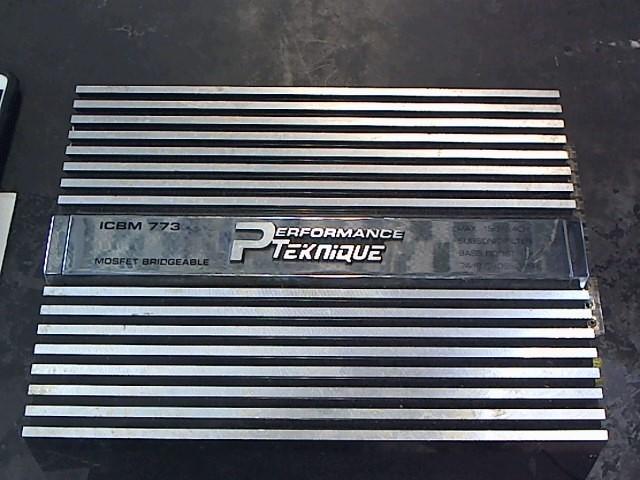 PERFORMANCE TEKNIQUE Car Amplifier ICBM773